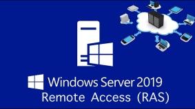 Windows Server 2019 Remote Access Nasıl Yapılandırılır?