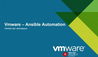 Ansible – VMware Otomasyonu Nasıl Yapılır ?