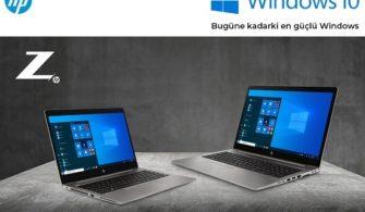 HP ZCentral ve HP ZBook Mobil İş istasyonları ile Çalışmaya Hazır mısınız?