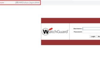 Biliyor muydunuz: Watchguard Marka Bir Firewall Kurduğunuzda