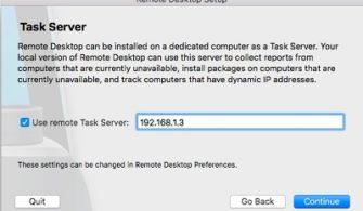 Task Server ile Otomasyon