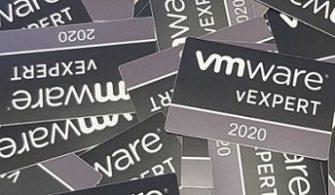 2020 Yılı VMware vExpert'lerimizi Tebrik Ediyoruz