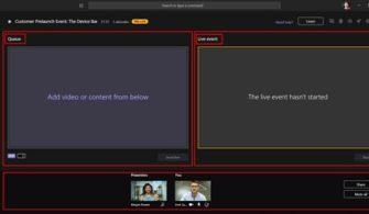 Microsoft Teams Live Events – Bölüm 3: Organize Etme, Yürütme ve Yönetme Adımları