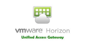 VMware Horizon 7.12 – Unified Access Gateway Kurulum ve Konfigürasyonu – Bölüm 3