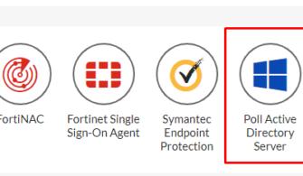 Fortigate – FSSO – Poll Active Directory Server / Fortigate AD Entegrasyonu