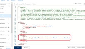 Yazılım Geliştiriciler için Azure: Azure API Management – Bölüm 6 (Outbound Policy ve Caching)