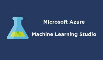 Microsoft Azure Machine Learning Studio'ya Giriş #01