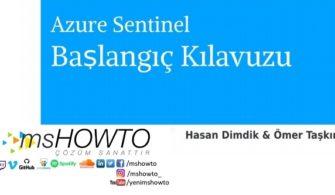 Azure Sentinel Başlangıç Kılavuzu E-Kitabını Ücretsiz Olarak İndirebilirsiniz