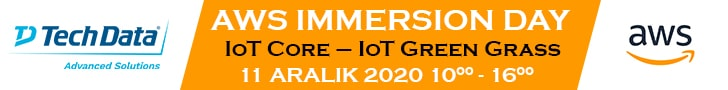 AWS Immersion Day: IoT