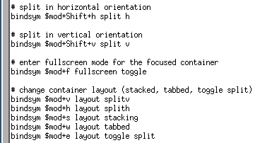 arch linux yapılandırma dosyasının düzenlenmiş hali