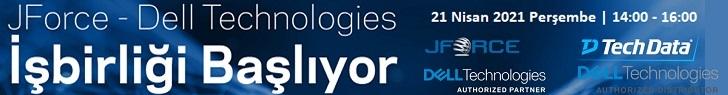 JFORCE - Dell Technologies İşbirliği Başlıyor!