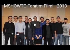 MSHOWTO Tanıtım Filmi